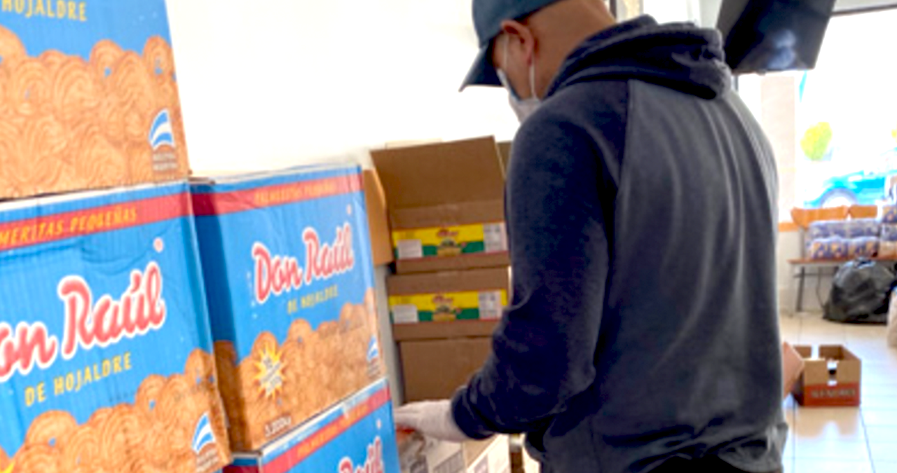 NJCDC Feeds The Hungry