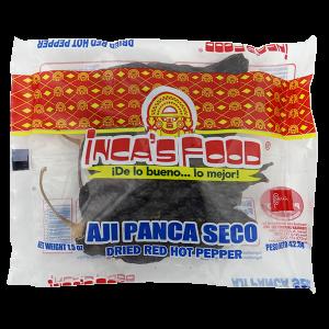 Inca's Food Dried Red Hot Pepper 1.5 oz