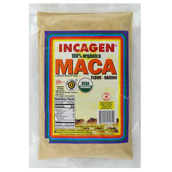Incagen Maca Flour 8.8 oz