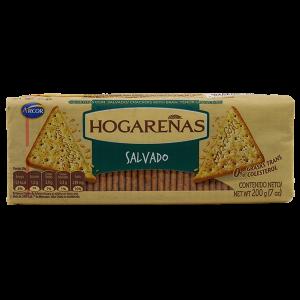 Hogarenas Crackers with Bran 7oz