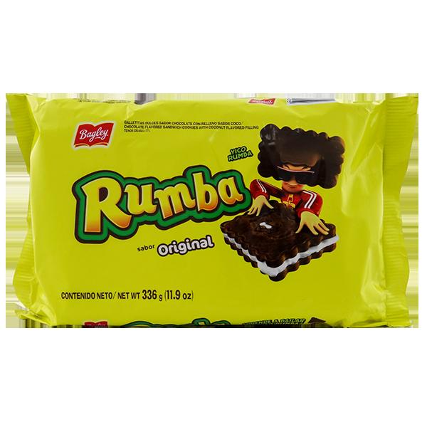 Bagley Rumba Original Cookies 11.9oz