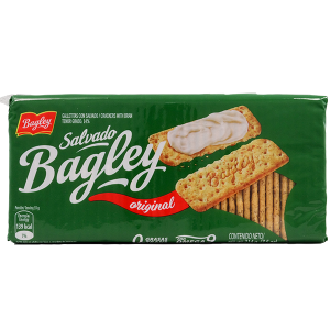 Bagley Salvado Bagley Original with Bran 7.5oz