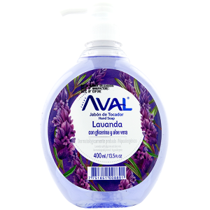 Aval Lavender Hand Soap 13.5oz