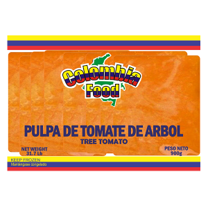 Colombia Food Tree Tomato Pulp 31.7lb