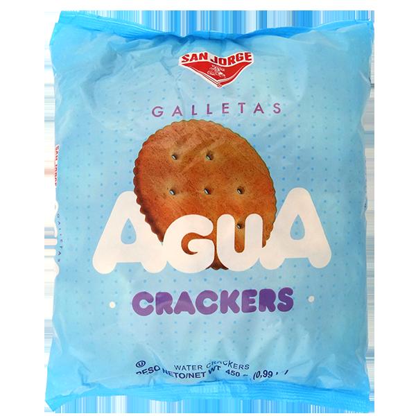 San Jorge Agua Crackers 15.8oz