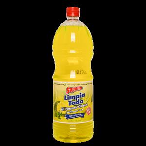 Sapolio Limpia Todo All Purpose Cleaner - Lemon 60 fl oz