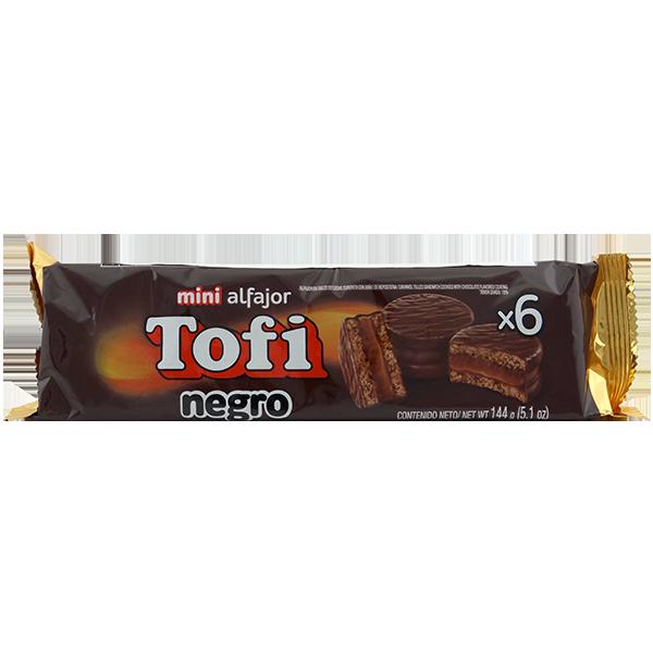 Tofi Mini Alphajor Dark Chocolate 5.1oz