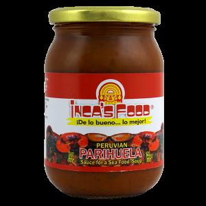 Inca's Food Sauce for Seafood Soup 15oz