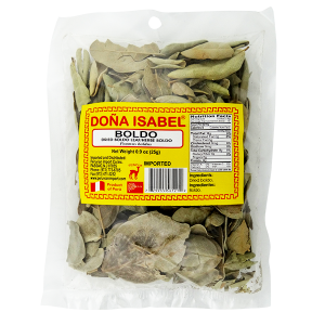 Dona Isabel Dried Boldo Leaf .9oz
