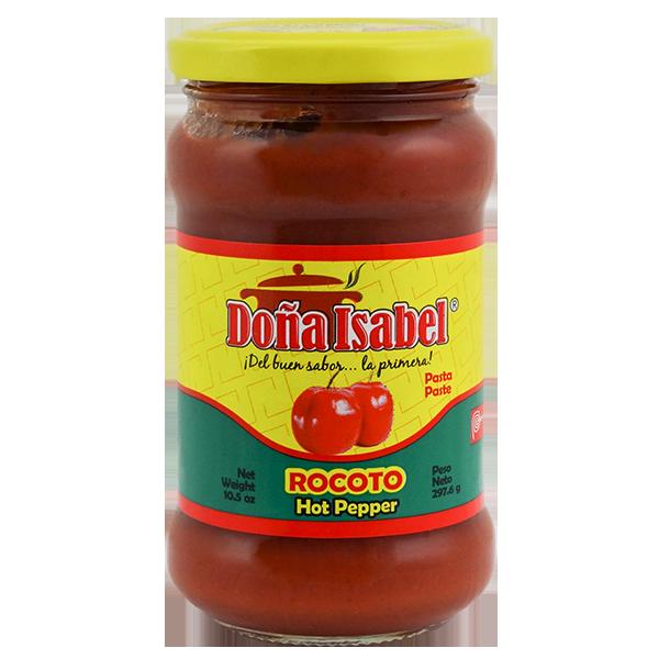 Dona Isabel Hot Pepper Paste 10.5oz