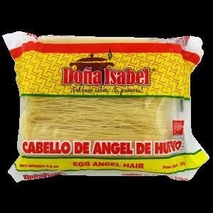 Dona Isabel Egg Angel Hair Pasta 8.8oz