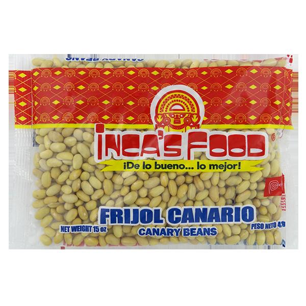 Inca's Food Canary Beans 15oz