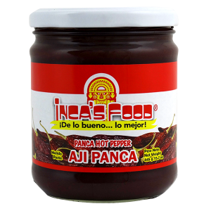 Inca's Food Panca Hot Pepper Paste 15.7oz