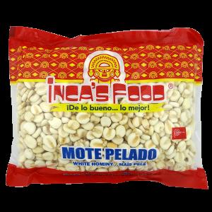Inca's Food White Hominy 3Lb