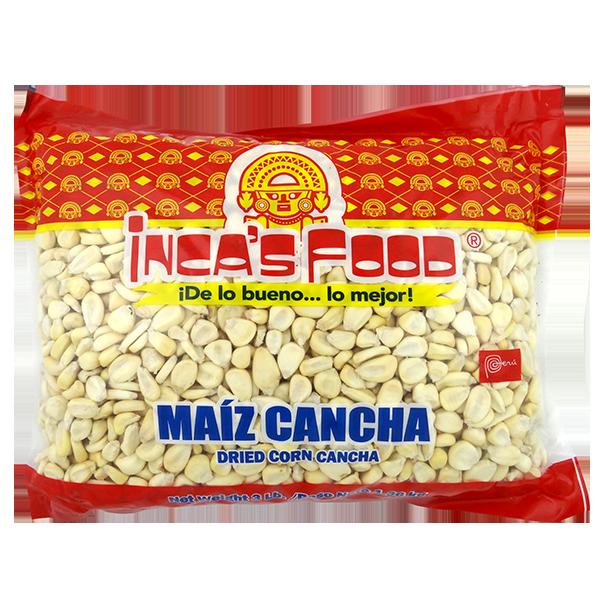 Inca's Food Dried Corn Cancha 3Lb