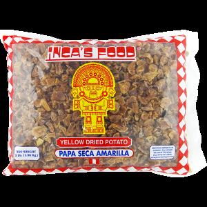 Inca's Food Dried Yellow Potato 3Lb