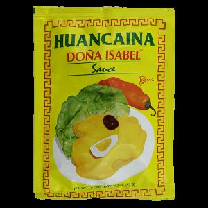 Dona Isabel Huancaina Sauce 2.2oz