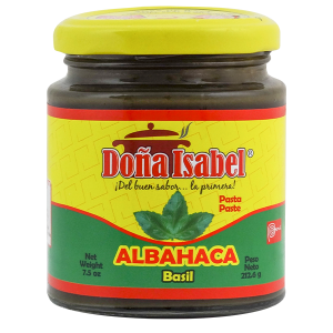 Dona Isabel Basil Paste 7.5oz