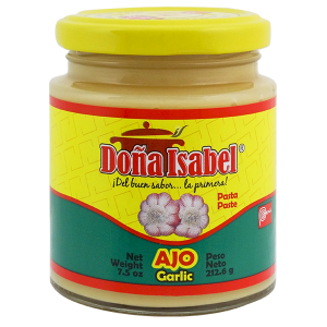 Dona Isabel Garlic Paste 7.5oz