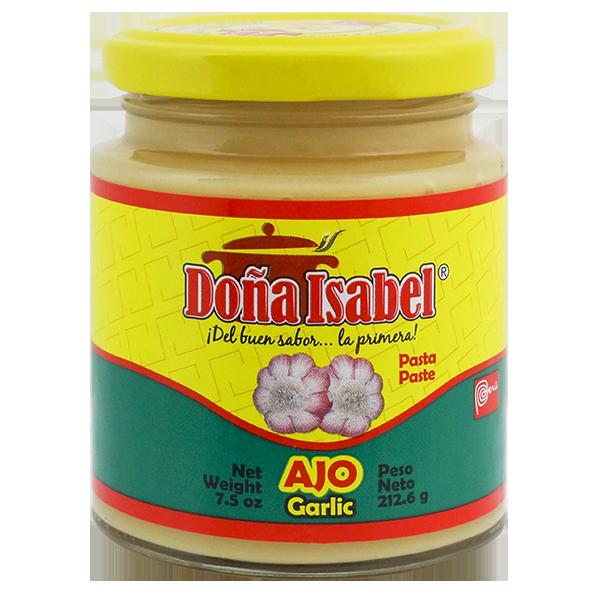 Dona Isabel Garlic Paste 7.5oz