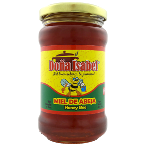 Dona Isabel Bee Honey 14oz