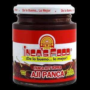 Inca's Food Panca Hot Pepper Paste 7.5oz