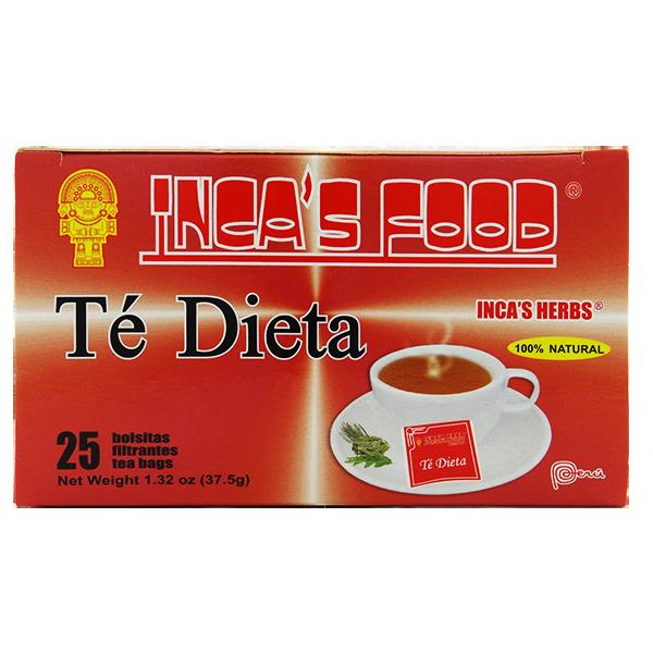 Inca's Herbs Diet Tea 25Pk 1.32oz