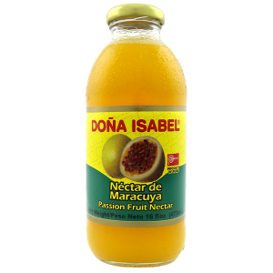 Dona Isabel Passion Fruit Nectar 16 fl oz