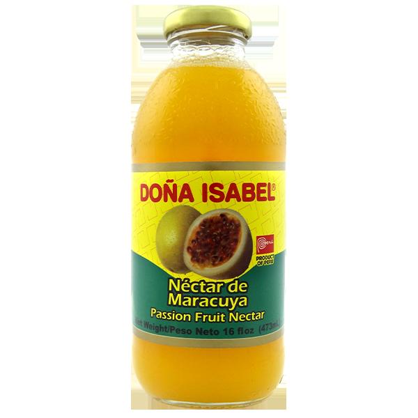 Dona Isabel Passion Fruit Nectar 16 fl oz