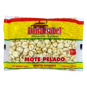 Dona Isabel White Hominy 14oz