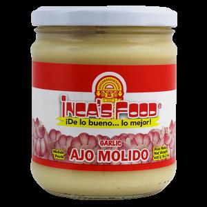 Inca's Food Garlic Paste 15.7oz