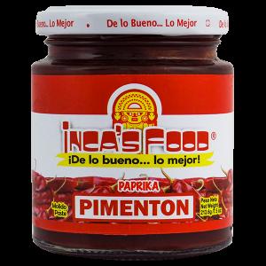 Inca's Food Paprika Paste 7.5oz