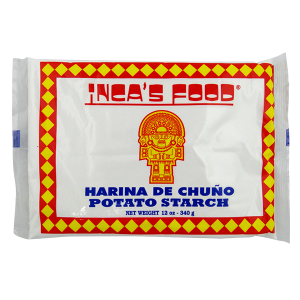 Inca's Food Potato Starch 12oz