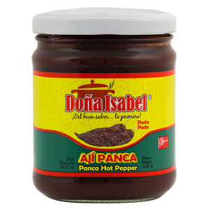 Dona Isabel Panca Hot Pepper Paste 15.7oz