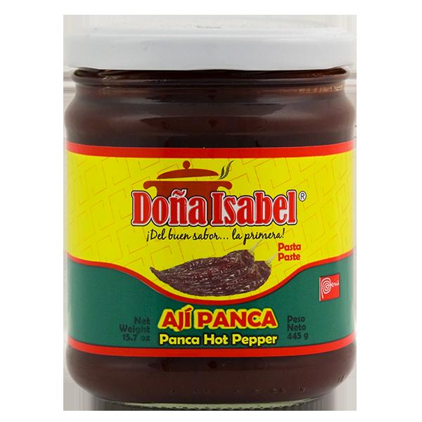 Dona Isabel Panca Hot Pepper Paste 15.7oz