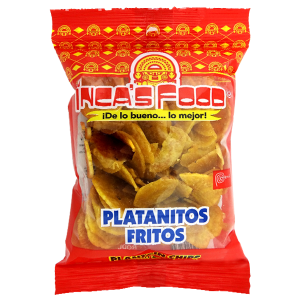 Inca's Food Plantain Chips 2.5oz