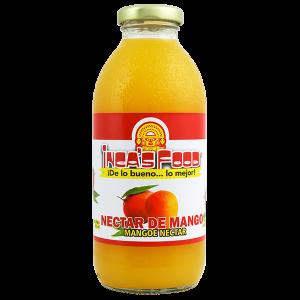 Inca's Food Mango Nectar 16 fl oz