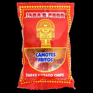 Inca's Food Sweet Potato Chips 1.2oz