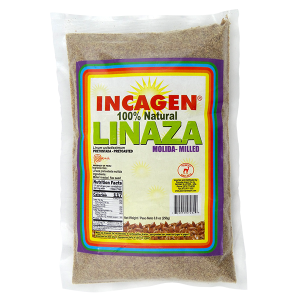 Incagen Milled Linaza Flour 8.8oz