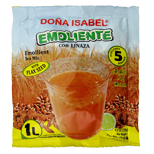 Dona Isabel Emollient Tea Mix 4.2oz