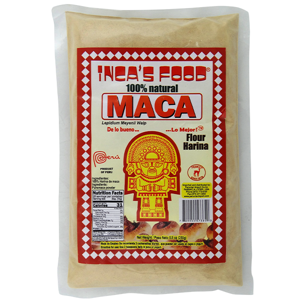 Inca's Food Maca Harina Flour 8.8 oz
