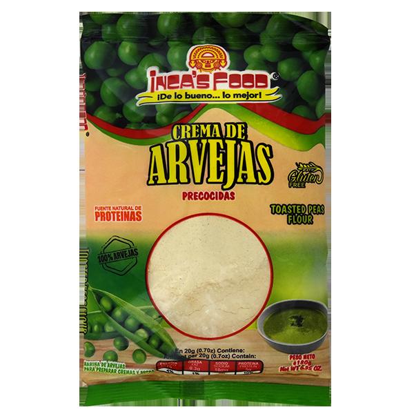 Inca's Food Toasted Pea Flour 6.35oz