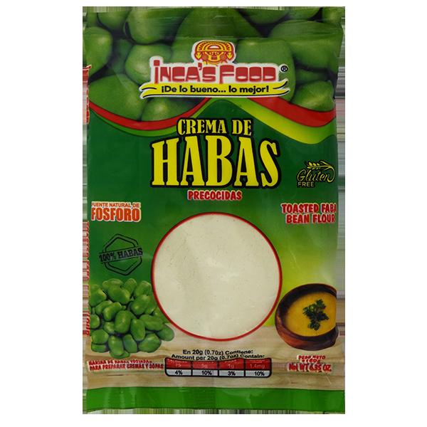 Inca's Food Toasted Fava Bean Flour 6.35oz