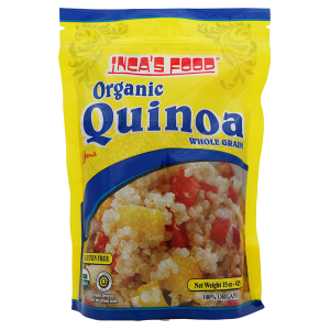 Inca's Food Organic Whole Grain Quinoa 15oz