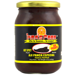 Inca's Food Panca Pepper Paste Special - Not Spicy 15oz