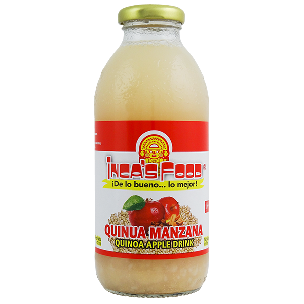 Inca's Food Quinoa Apple Drink 16 fl oz