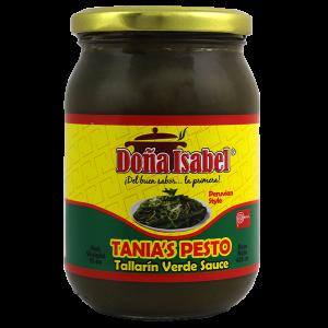 Dona Isabel Tania's Pesto 10.5oz