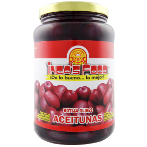 Inca's Food Botija Olives 3Lb 7oz