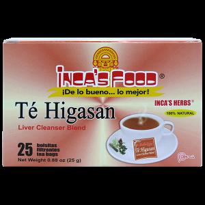Inca's Herbs Liver Cleanser Blend Tea 25Pk 0.88oz