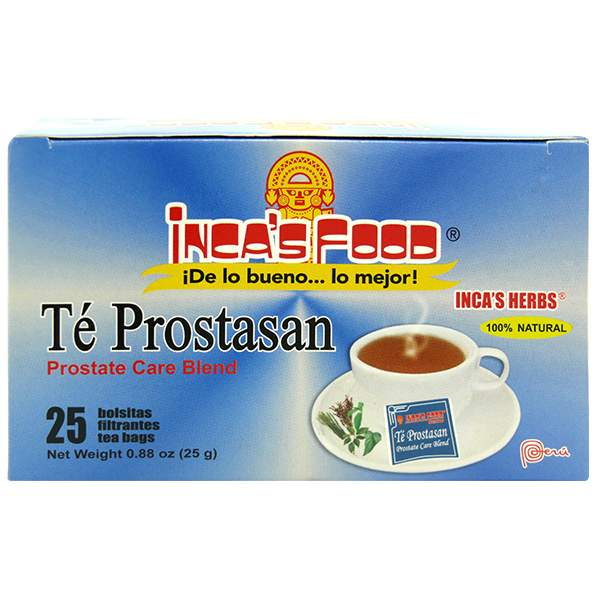 Inca's Herbs Prostate Care Blend Tea 25Pk 0.88oz